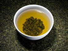 Зеленый чай помогает оставаться дееспособным в старости