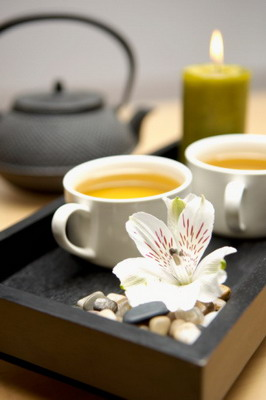 Как приготовить чай с алкоголем?