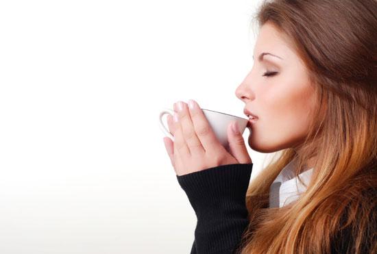 Зеленый чай делает талию тонкой и бодрит лучше, чем кофе