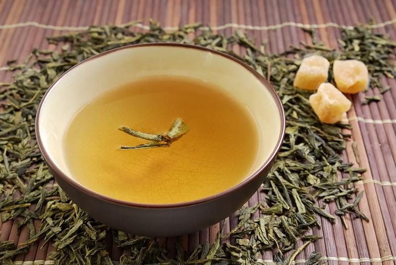 Зелёный чай поможет при возрастных болезнях