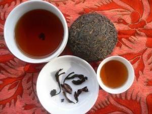 Отличное настроение в чашечке ароматного чая