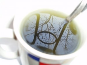 Зелёный чай в косметологии