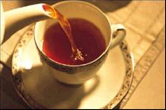 Чёрный чай прекрасное лекарство для снижения давления