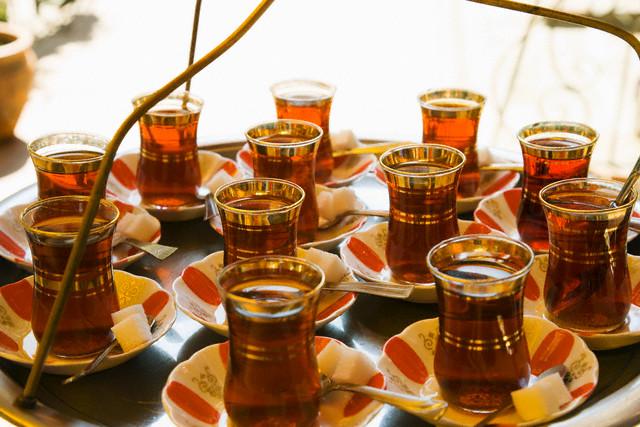 Турция планирует сделать свою марку чая одной из самых популярных в мире