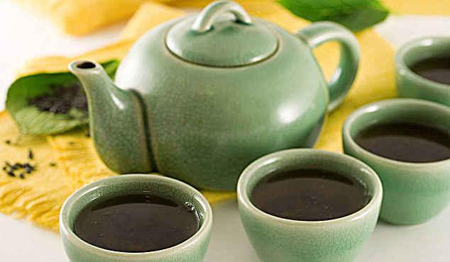 Калорийность чая с сахаром и зеленого чая