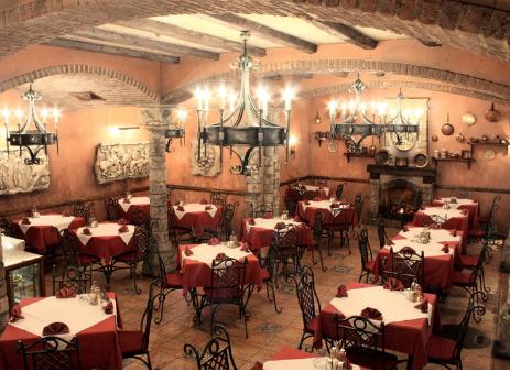 В «МЕГЕ Екатеринбург» откроется первый в России итальянский ресторан «Да Антонии»