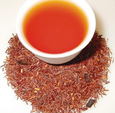 Разновидности красного чая