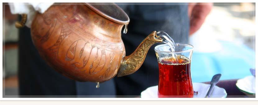 Чайные бальзамы