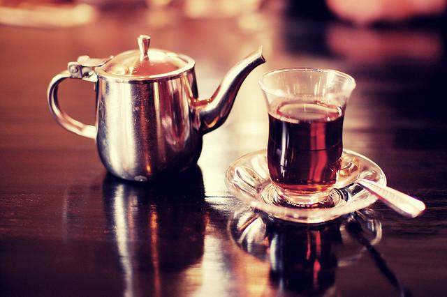 Подбираем чай в зависимости от время года