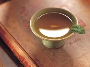 Зеленый чай способствует продлению молодости