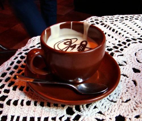 Чай с шоколадом способны сберечь острый ум