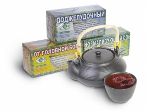 Натуральный чай двойного действия