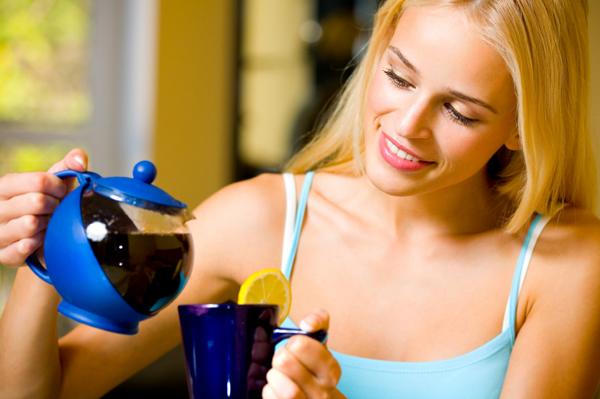 Потребление пары чашек чая ежедневно, увеличивает шансы забеременеть