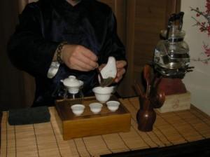Как готовить зелёный чай?