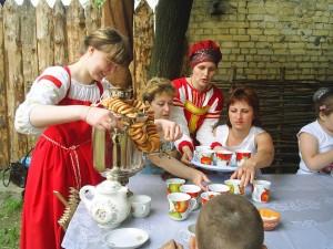 Русское чаепитие. Традиции