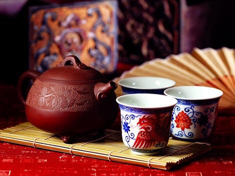 Эксклюзивный чай из Китая