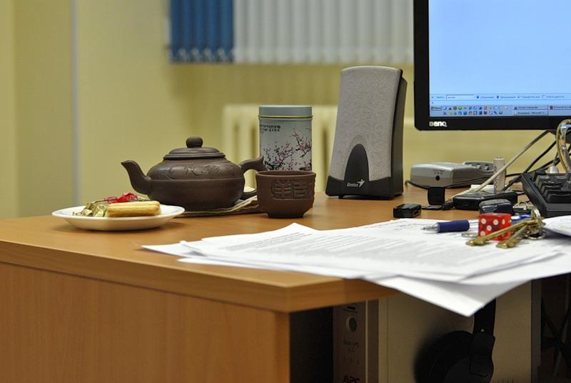 Чаепития на работе: быть или не быть?