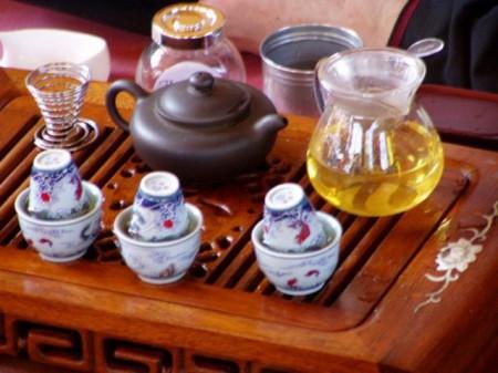 Основные правила для чая – это посуда, вода и отличная заварка
