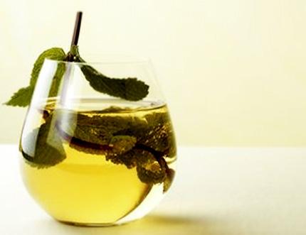 Алкогольные коктейли с чаем