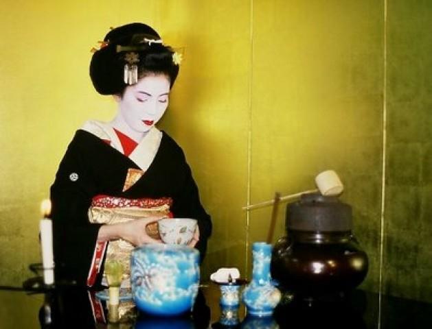 Заваривание чая: японский способ