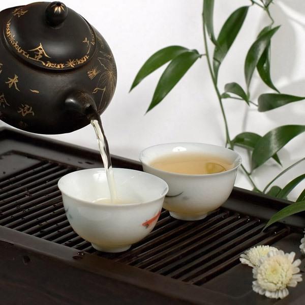 Как влияет зеленый чай на иммунитет?