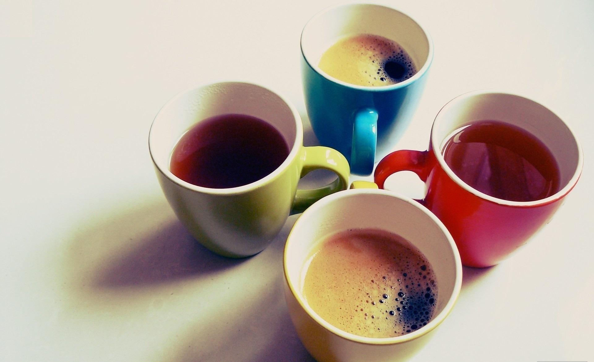 Гейзерные кофеварки для чая и кофе