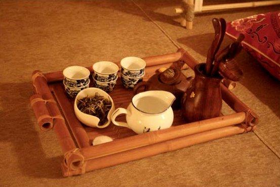 Полезные свойства китайского чая