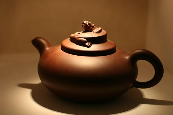 Посуда из исинской глины для чаепития