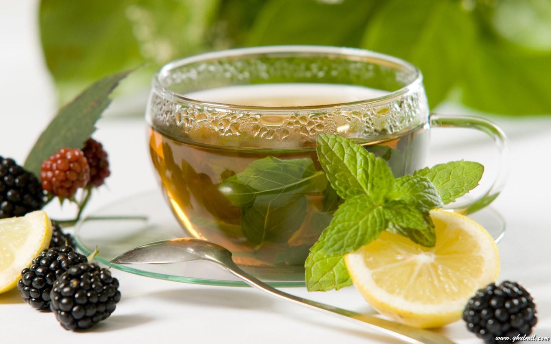 Зеленый чай, как домашняя косметика