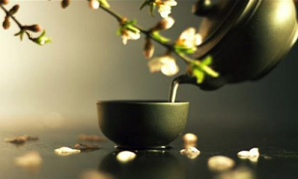 Японский способ приготовления чая