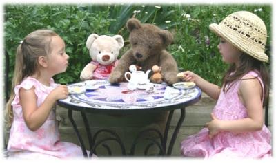 Чайный напиток для детского организма