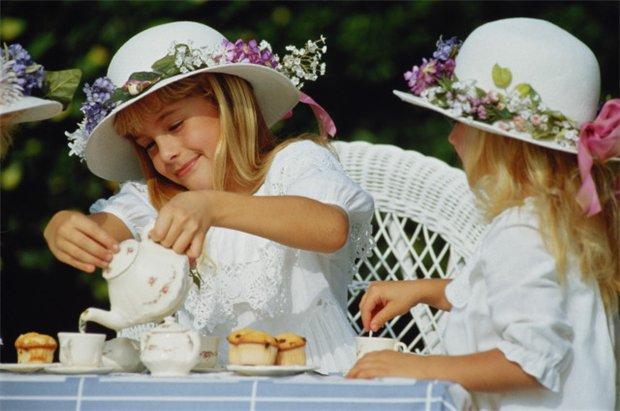 Полезен ли для детей чай?