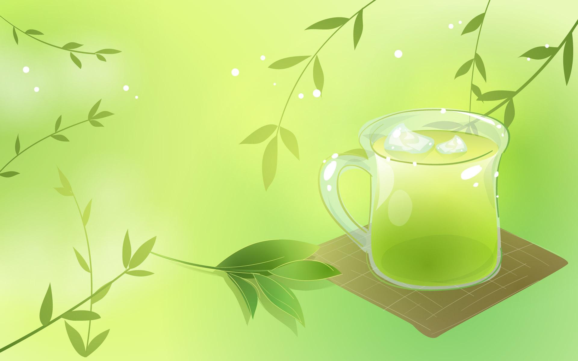 Зеленый чай для здоровья. Полезные свойства