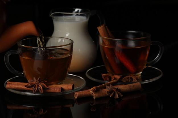 Черный чай поможет при диареи