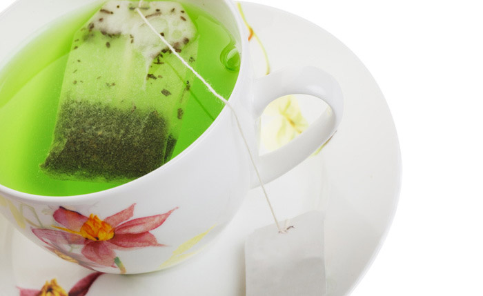 Чай из пакетиков наносит вред зубам