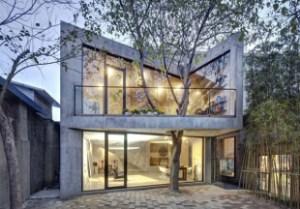В Шанхае построили чайный дом в стиле модерн