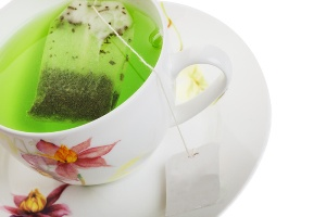Зеленый чай укрепляет зубы