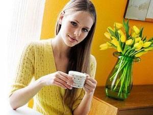 Диета при помощи чая