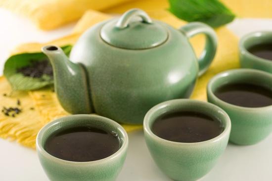 Не злоупотребляйте зеленым чаем!