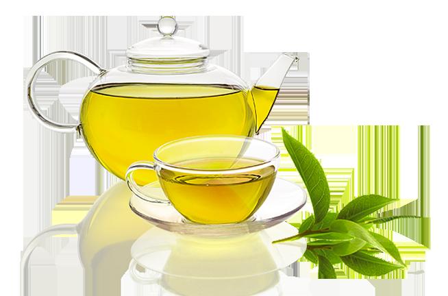 Чай без красителей