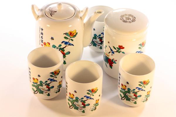 Виды упаковки для чая