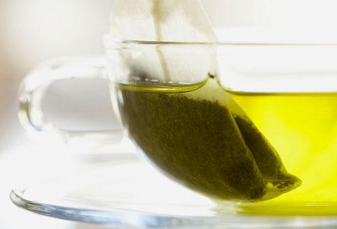 От рака кожи нас спасёт зелёный чай!