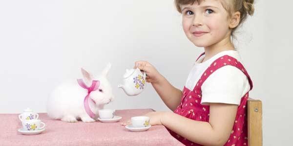 Напитки и чай для детей