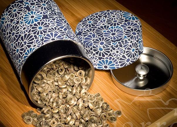 Как нужно хранить китайский чай?