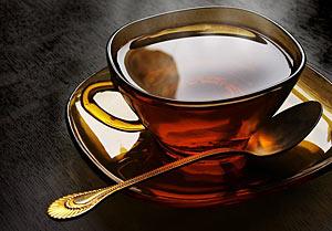 Чай подарит тонкую талию