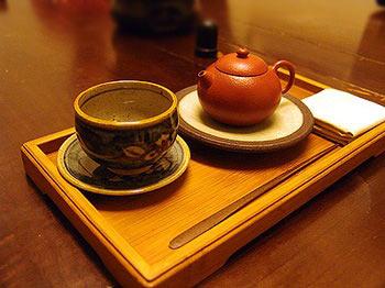 История китайского чая