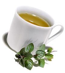 Травяные чаи в косметике