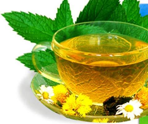 Какую пользу приносят травяные чаи