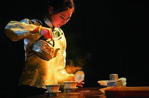 Чайное искусство и этикет