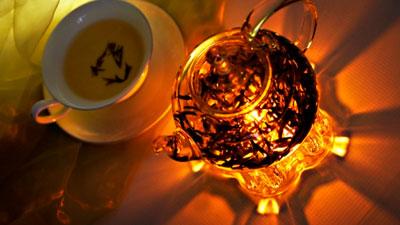 Для промозглой погоды — согревающий чай